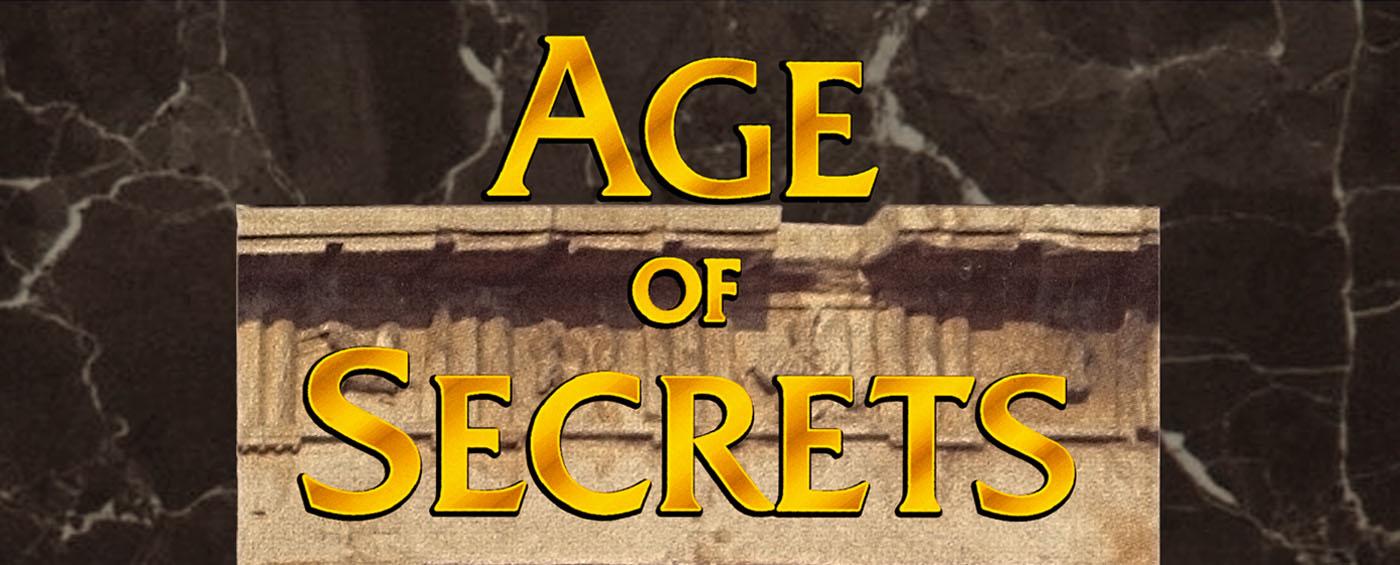 Age of Secrets book title