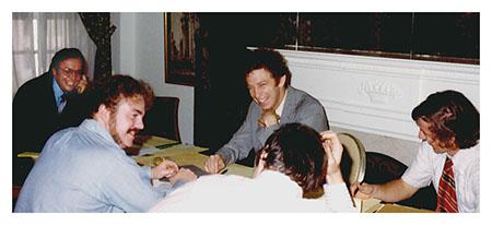 Watergate Committee with John Meier